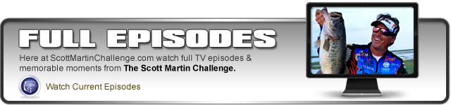 Scott Martin Challenge Current Episodes