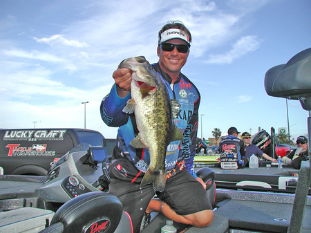 Scott Martin - Lake Okeechobee- FLW tour